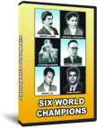 6 World Chess Champions (DVD)