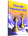 ChessOK Aquarium 2018 (DVD) + Lomonosov Tablebases 2018