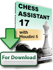Chess Assistant 17 with Houdini 5 (download)