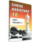 Upgrade to Chess Assistant 18 with Houdini 6 (DVD)
