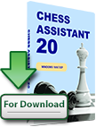 Upgrade Chess Assistant 19 to 20 (download)