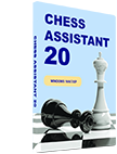 Chess Assistant 20 (DVD + download)