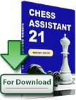 Upgrade Chess Assistant 19 or earlier to 21 (download)
