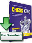Chess King Diamond 2018 with Houdini 6 (download, PC & Mac)