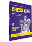 Chess King Diamond 2018 with Houdini 6 (DVD, PC & Mac)