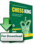 Chess King Standard 2018 with Houdini 2 (download, PC & Mac)