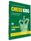 Chess King Standard 2018 with Houdini 2 (DVD, PC & Mac)
