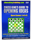 Chess Opening Ideas Volume 1: Open Games 1.e4 e5