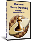 Modern Chess Opening 1: Open Games (1.e4 e5) (CD)