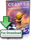 CT-ART 5.0 - Complete Chess Tactics (download, Multiplatform 5x)