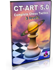 CT-ART 5.0 - Complete Chess Tactics (DVD)