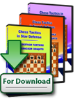 Chess Tactics in the Opening Set (10 programs, download)