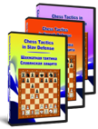 Chess Tactics in the Opening Set (10 DVD's)