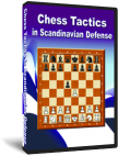 Chess Tactics in Scandinavian Defense (DVD)