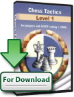 Chess Tactics Level 1 (Download)