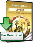 Chess Tactics Level 2 (Download)