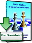 Chess Tactics for Club and Intermediate Players (Download)
