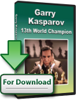Garry Kasparov - 13th World Champion (download)