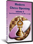 Buy Modern Chess Opening 4: Semi-Closed Games