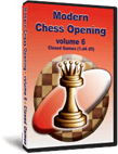 Modern Chess Opening 6: Closed Games (1.d4 d5) (CD)
