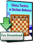 Chess Tactics in Sicilian Defense (download)