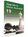 Upgrade CA18 to Chess Assistant 19 with Houdini 6 (DVD)