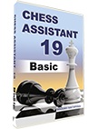 Chess Assistant 2019 Basic (DVD)
