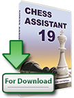 Upgrade CA17 and earlier to Chess Assistant 19 (download)