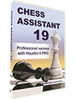 Upgrade CA17 PRO and earlier to Chess Assistant 19 PRO (DVD)