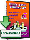 Modern Chess Openings Set [↓]