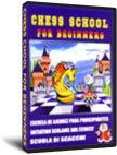 Chess School for Beginners (on CD)