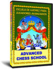 Advanced Chess School (on CD)