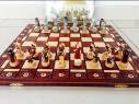 "Gift stone chess pieces ""Ancient Rome and Greece"""