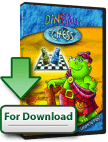 Buy Dinosaur Chess. Mac version