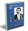 Emanuel Lasker, vol.1, all games, 1889-1903